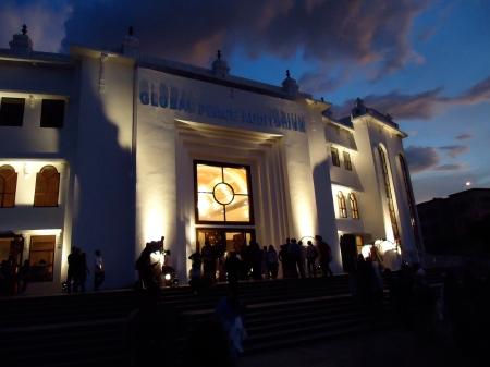 The Global Peace Auditorium